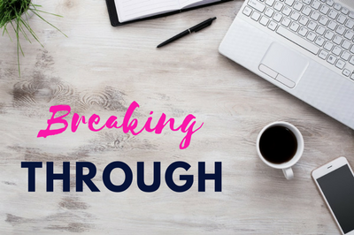 Struggling to break through the barrier?