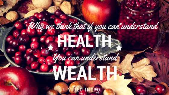 Video 2 – The first step to Health and Wealth