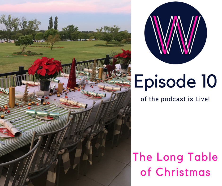 010 The Long Table of Christmas – Podcast