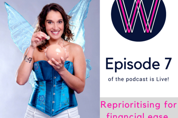 Episode 7 - Donna Mc Callum, The Fairy Godmother