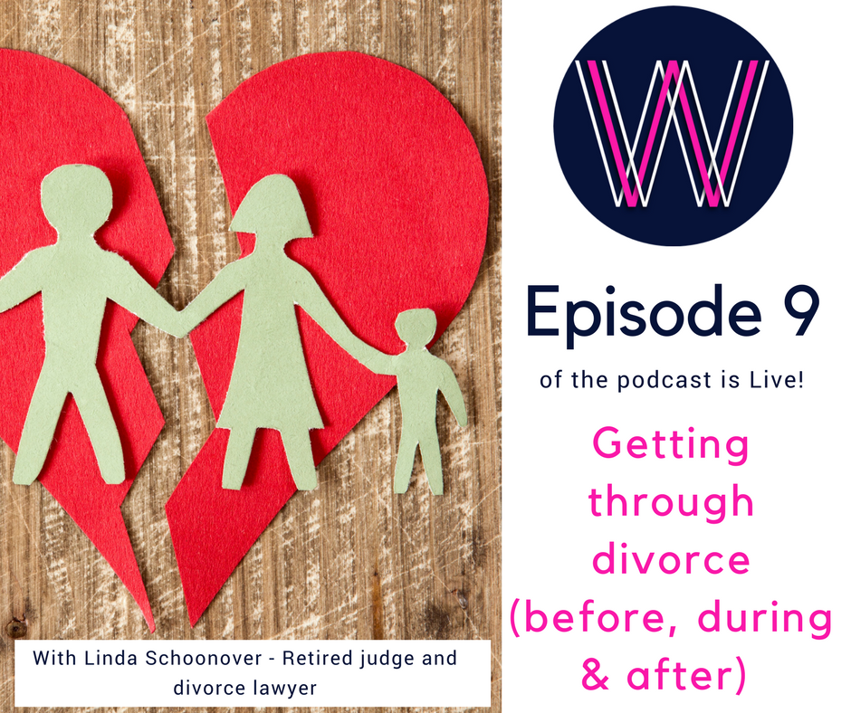 009 Getting through Divorce with Linda Schoonover