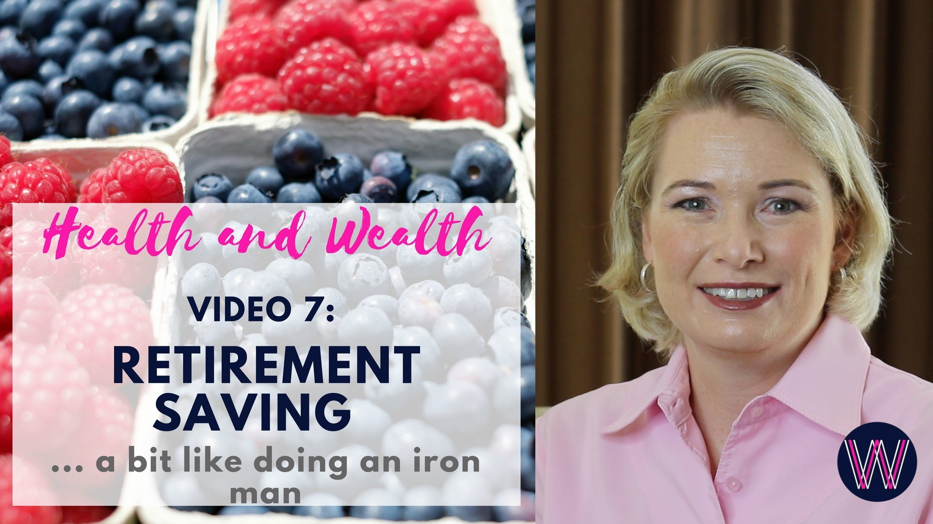 Video 8 – How to take your retirement investing from a 10km run to an ultra iron man