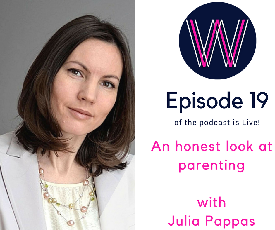 019 -An honest look at parenting with Julia Pappas