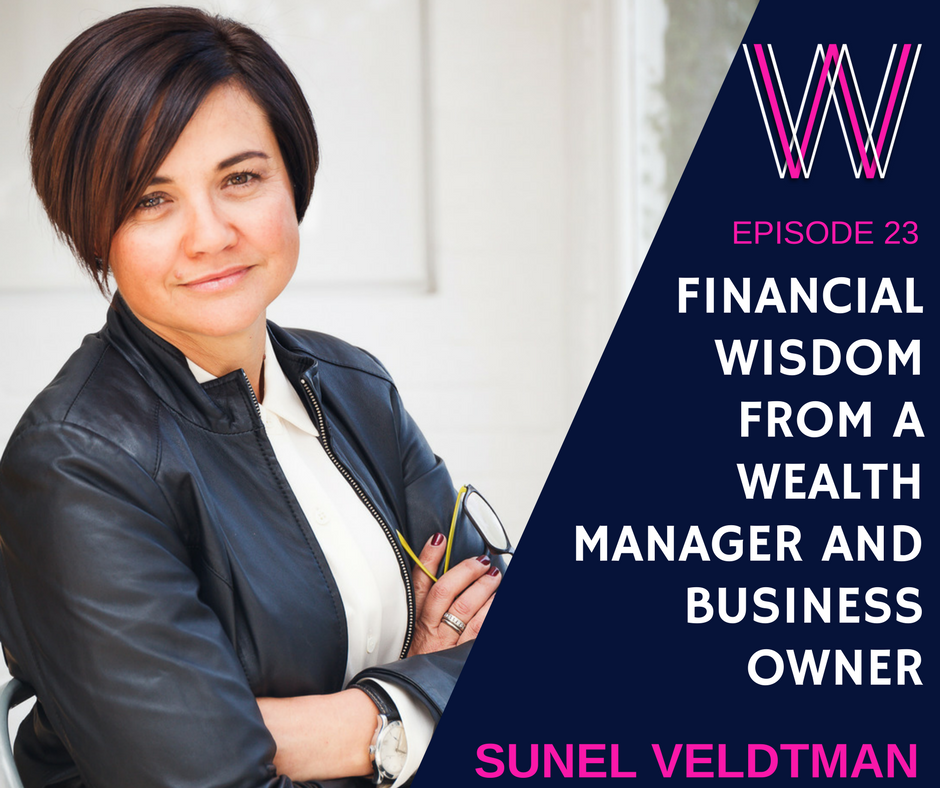 023 – Wealth Manager and CEO Sunel Veldtman