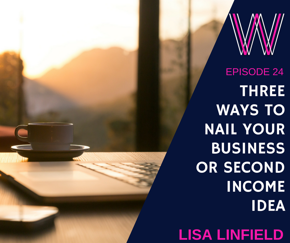 024 – Three ways to nail the idea for your new business