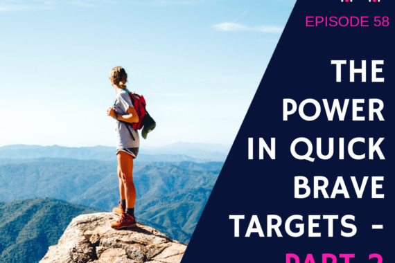 The power in quick brave targets part two