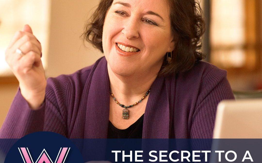 84 The secret of a happy career with Tammy Gooler Loeb