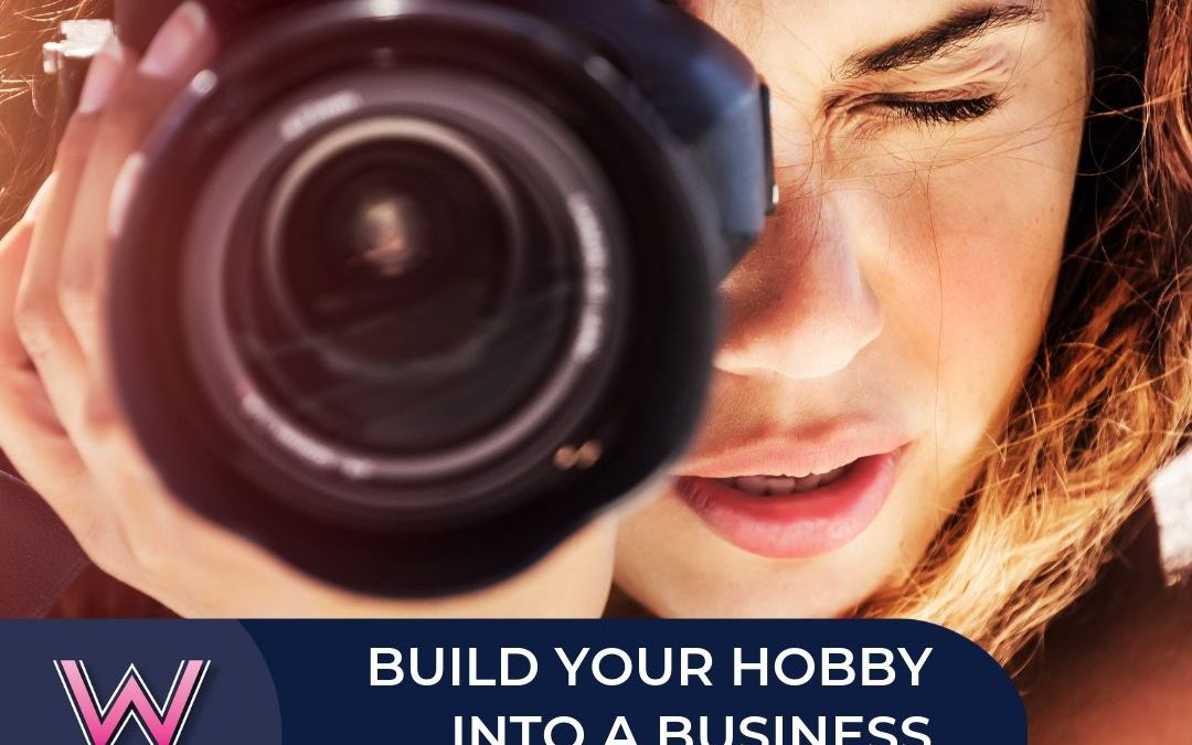 95 Build your hobby into a business
