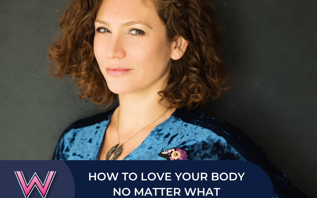106 How to love your body no matter what with Harriet Waley-Cohen