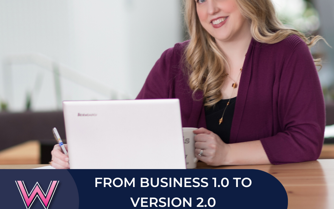 From Business 1.0 to Business 2.0 with Michelle L. Evans