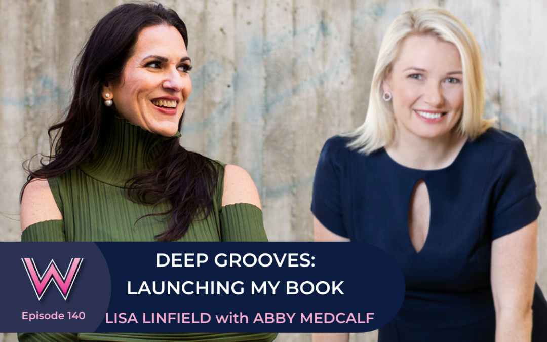 140 Deep Grooves: Launching my book