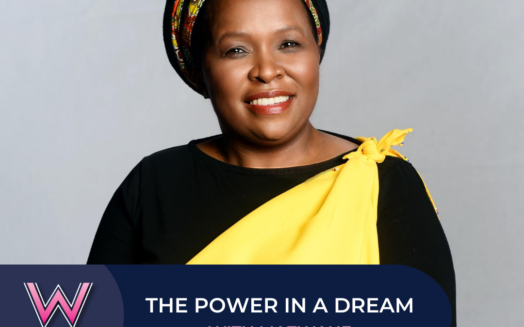 146 The power in a dream with MaZwane