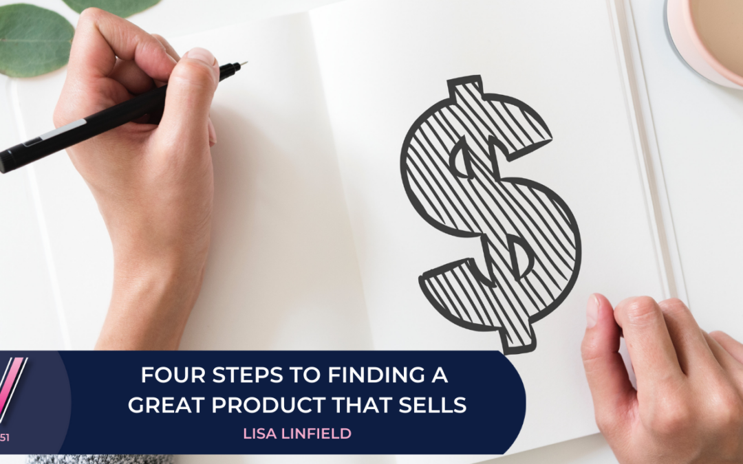 151 Four steps to finding a great product that sells