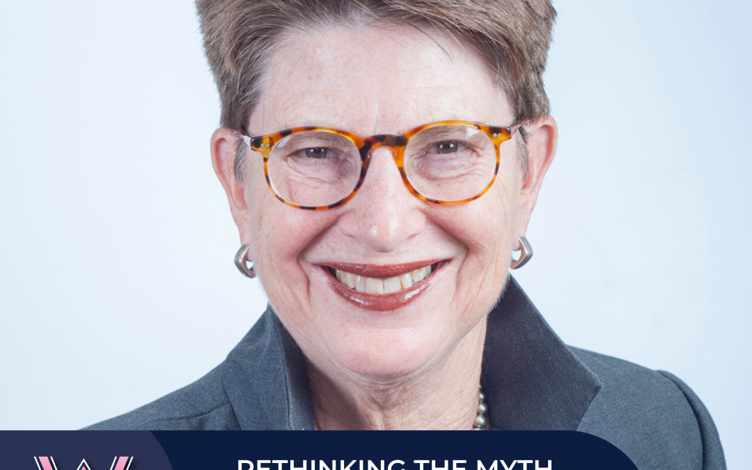 165 Rethinking the myth of women in business with Andi Simon